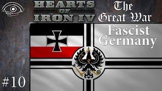 HoI4 - TGW(1910) - Fascist Germany - 10