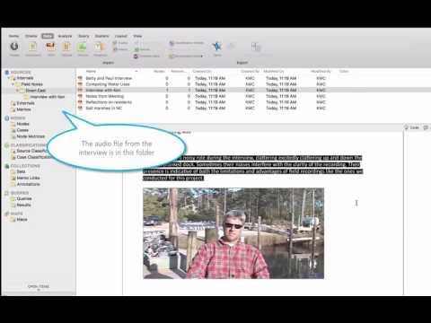 Manual Coding in NVivo Scalar If you used NVivo for your literature review  run a query or create a chart to demonstrate how your findings compare with the views of other authors