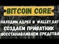 1 BTC Wallet.dat Bitcoin