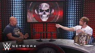 Dean Ambrose opens up about his relationship with Mr. McMahon on Stone Cold Podcast, on WWE Network