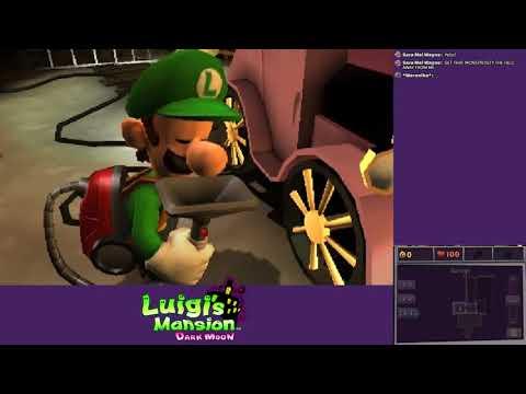 Luigi's Mansion Dark Moon Part 1