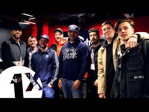 Friction And Friends Team Takeover ft. Eksman, Harry Shotta, DJ Hazard and My Nu Leng