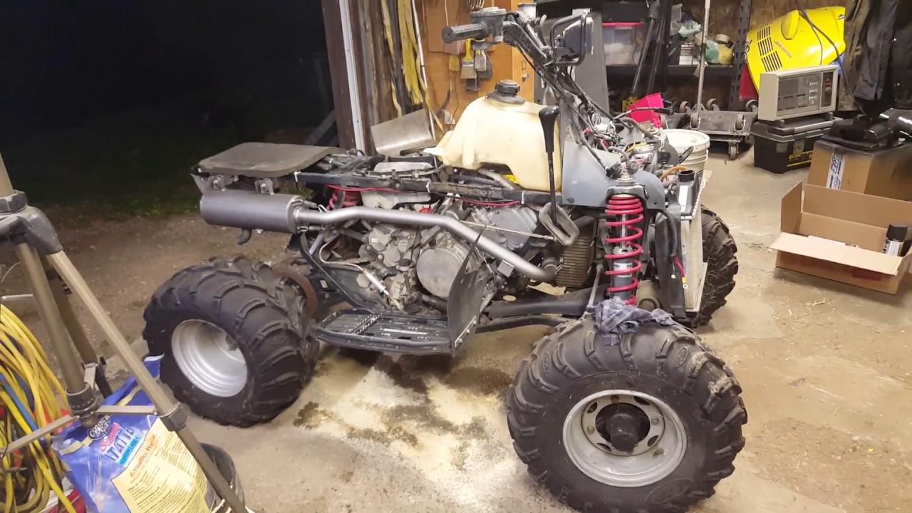 Scrambler 500 Carburetor And Rant