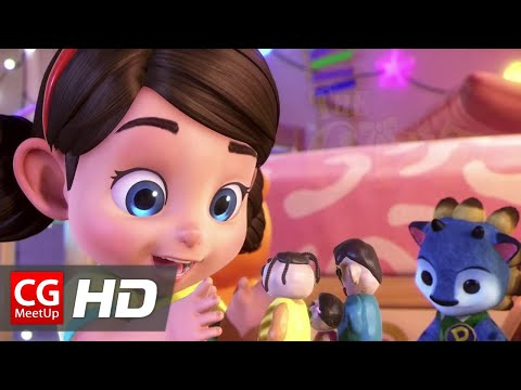 "CGI Animated Short Film HD ""The Gift "" by MARZA Movie Pipeline for Unity 