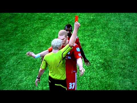 Liverpool Career Mode EP 24 Stoke City in FA Cup, Blackburn 23rd Game - FIFA 11 S1 EP24