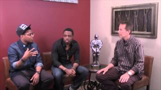 Cannonball Artist Interview: Bruno Mars musicians James King and Dwayne Dugger