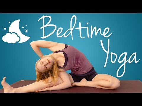 Relax and Unwind Yoga For Bedtime Stretch Routine 20 Minute Relaxation Beginners Workout