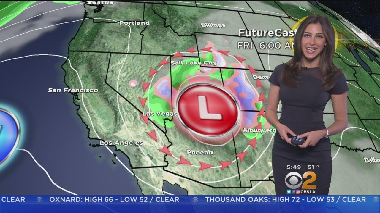 Danielle Gersh's Weather Forecast (April 20)