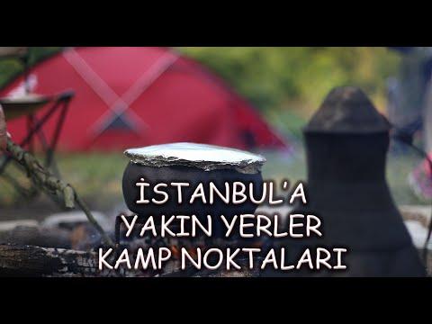 İSTANBUL | YAKIN YERLER | KAMP ALANLARI | YAMAHA XSR 700