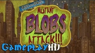 Tales From Space: Mutant Blobs Attack Gameplay (PC/HD)