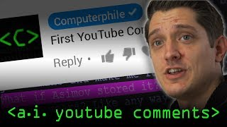 AI-YouTube-Kommentare - Computerphile