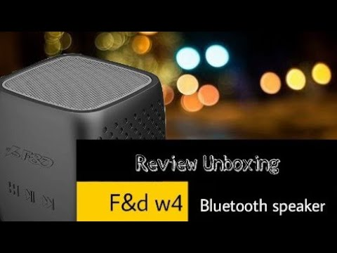 [Assamese]Best bluetooth speaker | under Rs. 1500 | F&D w4 mini speaker