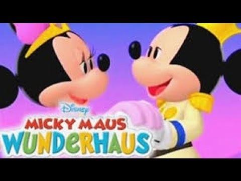 Micky Maus Wunderhaus Deutsch Neue Folgen 2016 Teil 4 Mickey