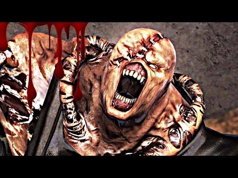 THE NEMESIS • Resident Evil Lore