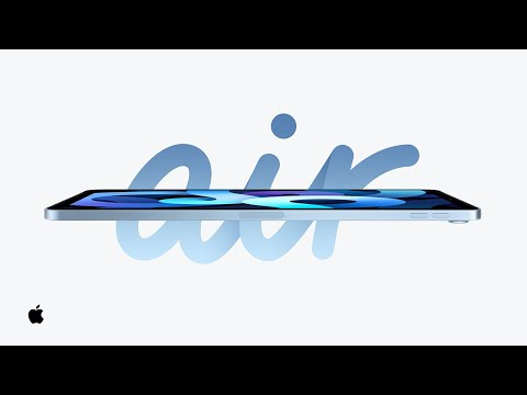 Introducing IPad Air — Apple