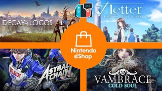 New Nintendo Switch Games This Week + 10 Cheap Games To Grab Now!