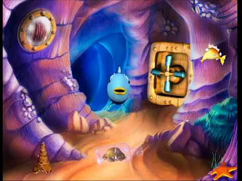 Rainbow Fish And The Whale PC Game - Complete Walkthrough - Both Endings