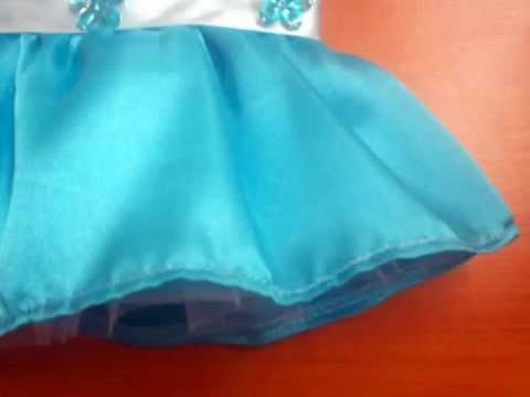 e3f392a1d Frozen / Bolsos Tutu / Dcastillo Negocios / Princesas / Disney - YouTube