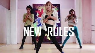 New Rules - Dua Lipa || Alan Rinawma Dance Choreography