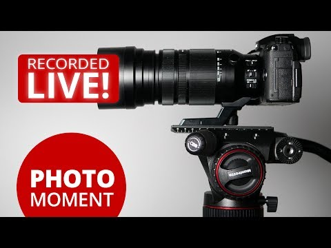 Balancing the Manfrotto Nitrotech N8 Video Head Tripod — PhotoJoseph's Photo Moment 2017-06-12