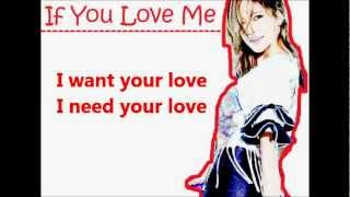 NS Yoon-G ft. Jay Park - If you love me easy lyrics