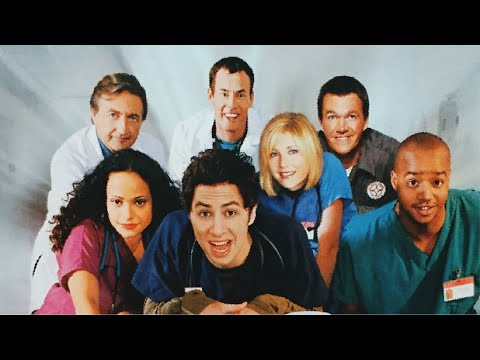 Scrubs 3x19 - The Polyphonic Spree - Light And Day