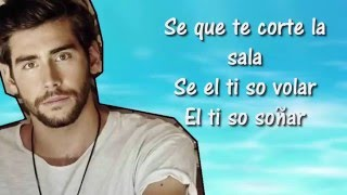 Download Sofia - Alvaro Soler - Lyrics ( Testo - Letra ) Mp3 and Videos