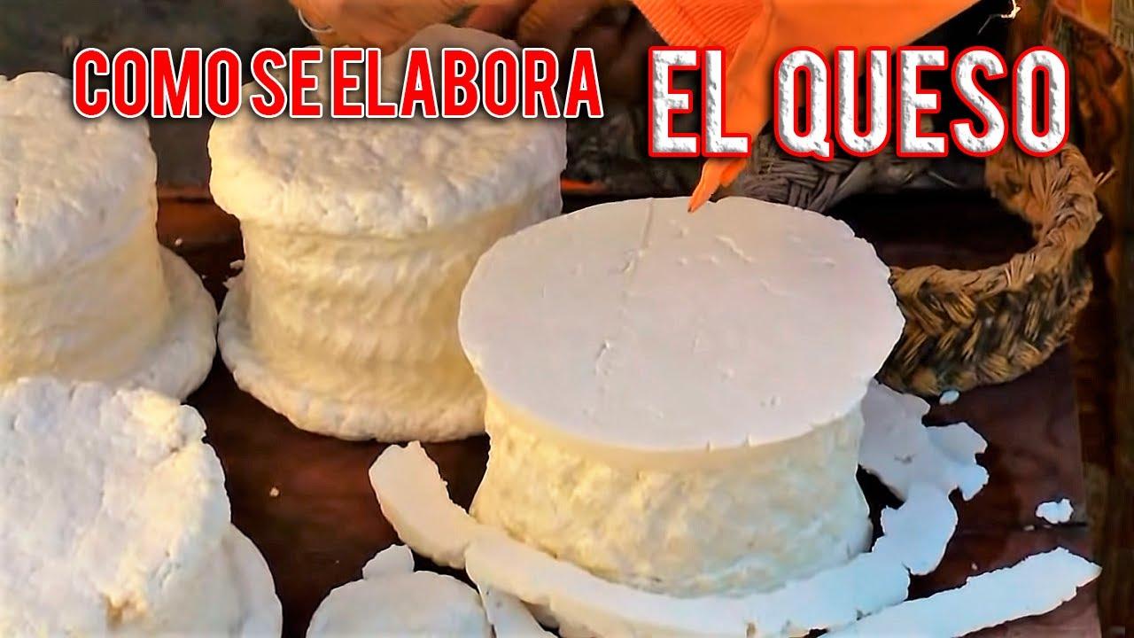 Como se hace queso andino en laramarca youtube for Como se fabrica el marmol