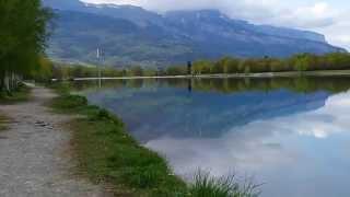 Le lac de Passy (Haute-Savoie 74)