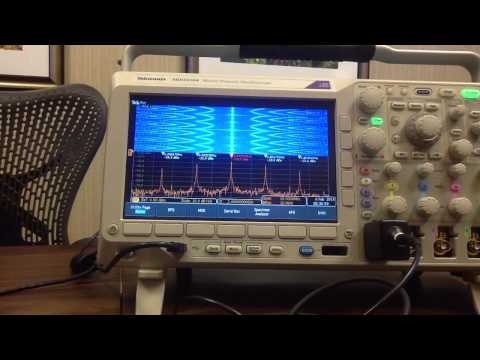 It's an oscilloscope and    | EDN