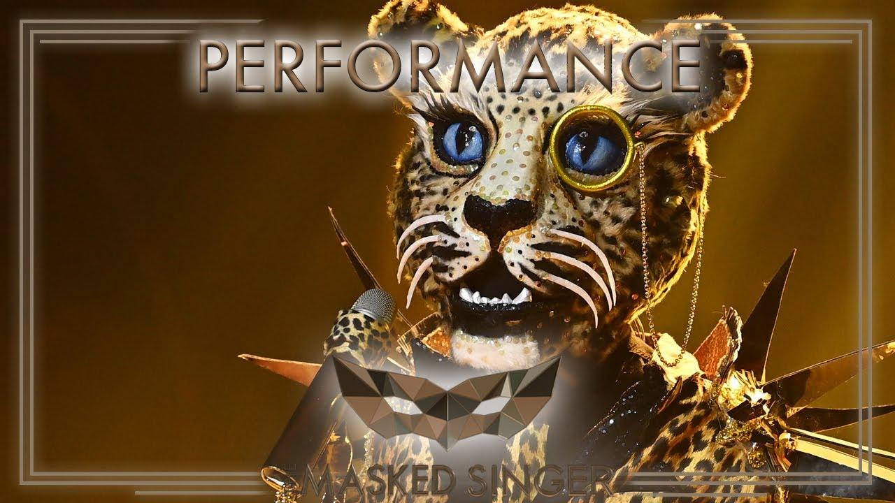Angel - Sarah McLachlan | Der Leopard | The Masked Singer | ProSieben