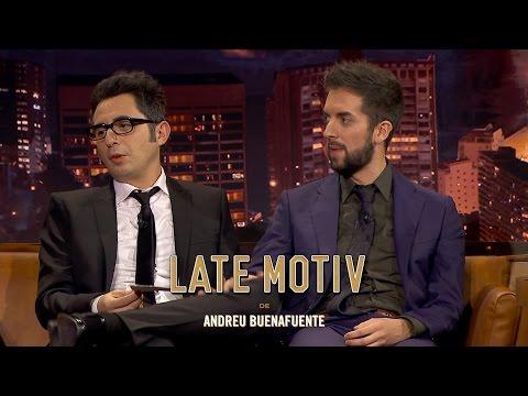LATE MOTIV - Berto Romero y... un poquito de Broncano | #LateMotivNavidad