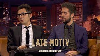 LATE-MOTIV-Berto-Romero-y-un-poquito-de-Broncano-LateMotivNavidad