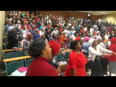 The church of Jesus Christ back to the bible Crusade Johannesburg
