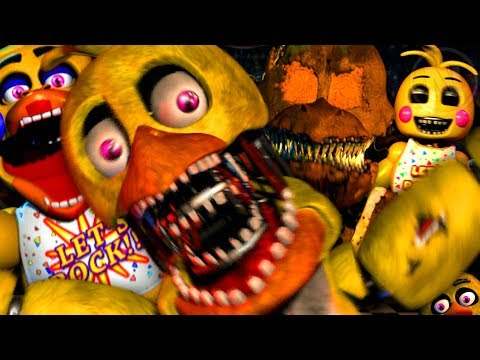 All Chica Quotes / Voice Lines (Five Nights At Freddy's Ultimate Custom Night)
