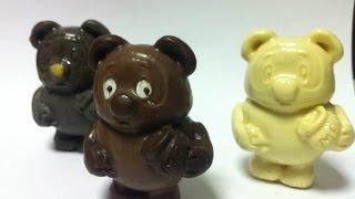 Силиконовая форма для шоколада мастики льда мыла(ЭЛАСТОФОРМ - силиконы различного назначения, полиуретаны, модельные пластики. Производство и продажа...., 2012-12-20T09:36:50.000Z)