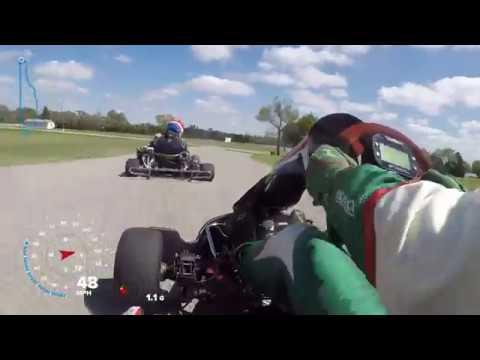 2018 KART MARRS Lake Afton 125cc Shifter 9/9/18