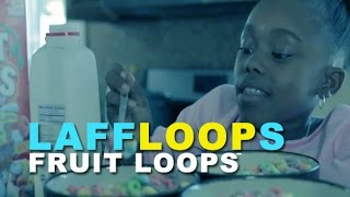 LAFF MOBB PRESENTS - Fruit Loops - RED GRANT