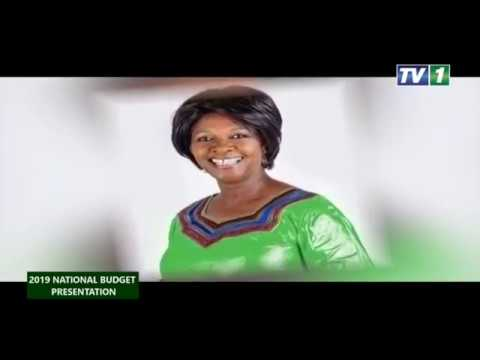 Zambia's 2019 Budget Presentation