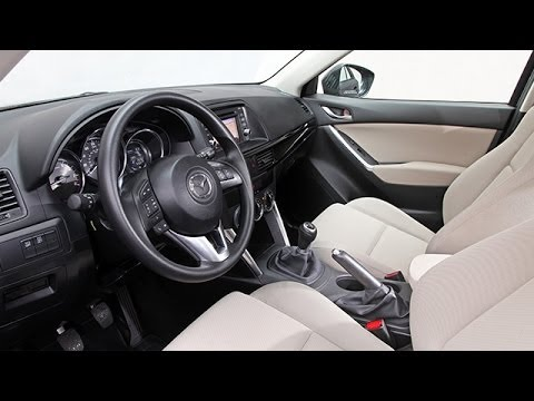2015 mazda cx-5 interior review - youtube