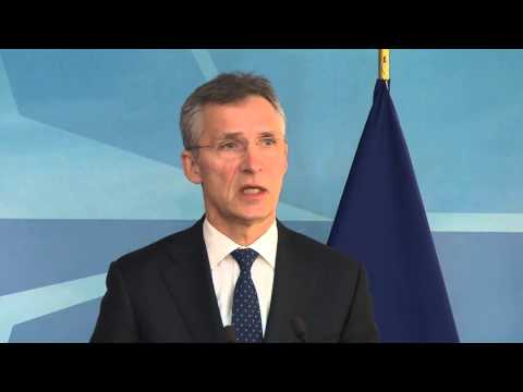 Joint Press Point by NATO Secretary General and Latvian Prime Minister