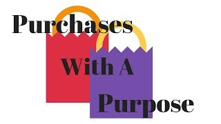Purchases With A Purpose:  Michael's 25% Off