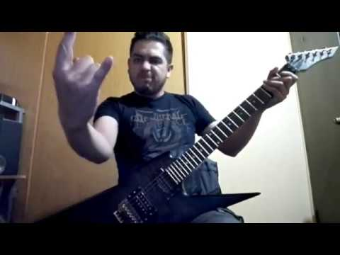 Dark Funeral - Hail Murder (Covered by Baal, The Unhuman)