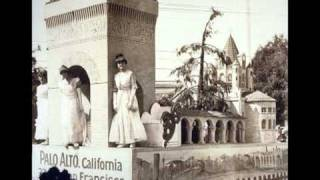 The Tree and The Train: El Palo Alto and the South Bay Railroad