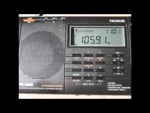 Estaciones de Radio FM Ciudad De Puebla México ID