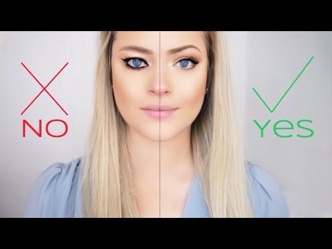 Hooded Eyes Do S And Don Ts Youtube