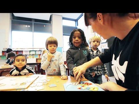 Case study: Westerpark School, the Netherlands