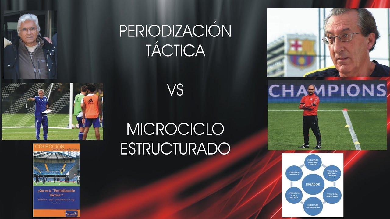 Periodización Táctica Vs Microciclo Estructurado Programa Play Futbol De Cadena Ser Youtube