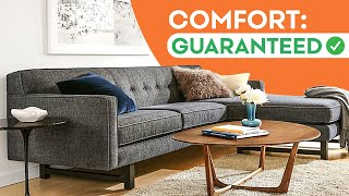 The Best And Most Comfortable Sofas Of 2020 | Your Guide To Picking