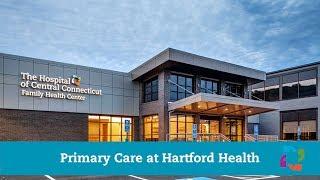 Primary Care at Hartford HealthCare
